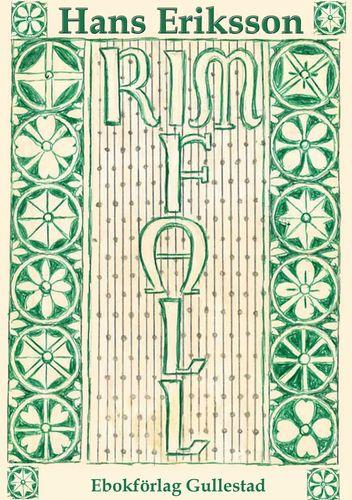 RIMFALL - Et utvalg dikt 1907 - 1954