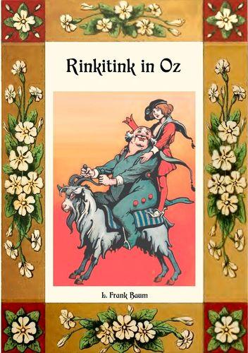 Rinkitink in Oz - Die Oz-Bücher Band 10