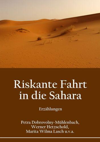 Riskante Fahrt in die Sahara