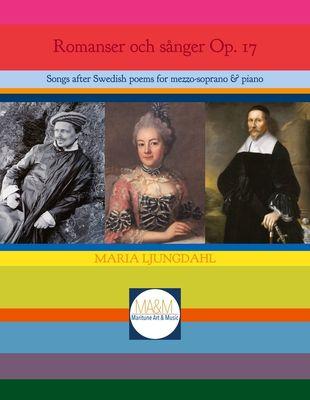 Romanser och sånger Op. 17