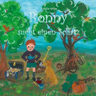 Ronny sucht einen Schatz