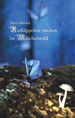 Rotkäppchen trocken im Märchenwald