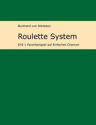 Roulette System 1