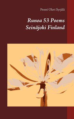 Runoa 53 Poems Seinäjoki Finland