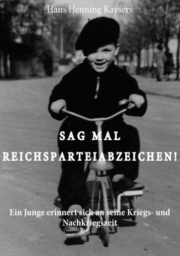 Sag mal Reichsparteiabzeichen