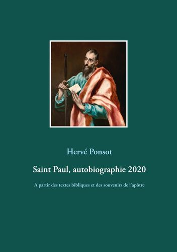 Saint Paul, autobiographie 2020