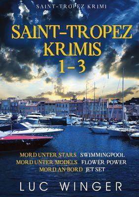 Saint-Tropez Krimis 1-3