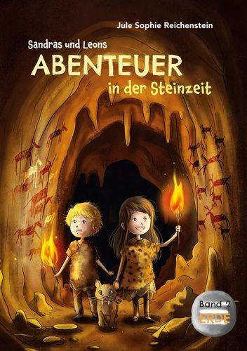 Sandras und Leons Abenteuer in der Steinzeit