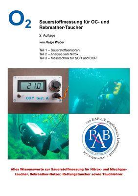 Sauerstoffmessung für OC- und Rebreather-Taucher