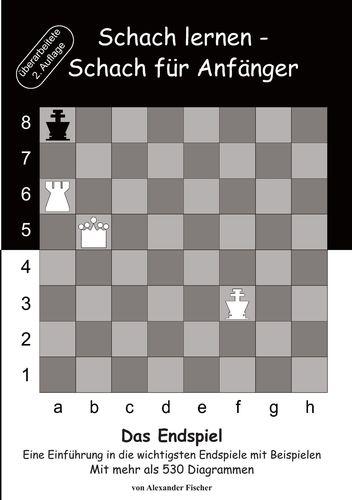 Schach lernen - Schach für Anfänger - Das Endspiel