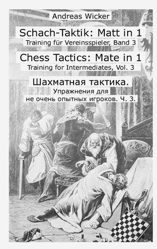 Schach-Taktik: Matt in 1