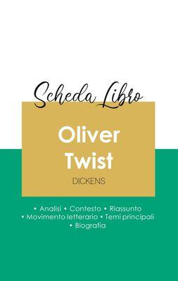Scheda libro Oliver Twist di Charles Dickens (analisi letteraria di riferimento e riassunto completo)