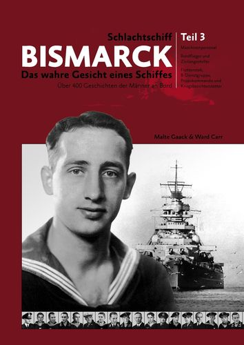 Schlachtschiff Bismarck Teil 3