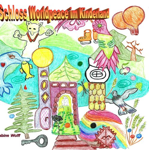 Schloss Worldpeace im Kinderland