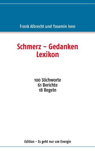 Schmerz - Gedanken  Lexikon