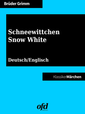 Schneewittchen - Snow White