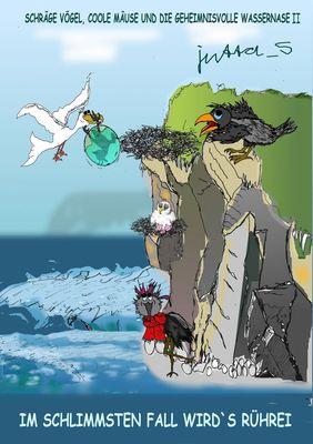 Schräge Vögel, coole Mäuse und die geheimnisvolle Wassernase II