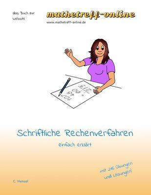 Schriftliche Rechenverfahren