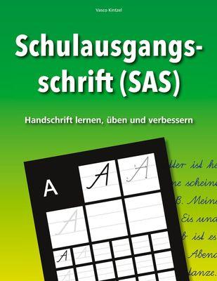 Schulausgangsschrift (SAS) - Handschrift lernen, üben und verbessern