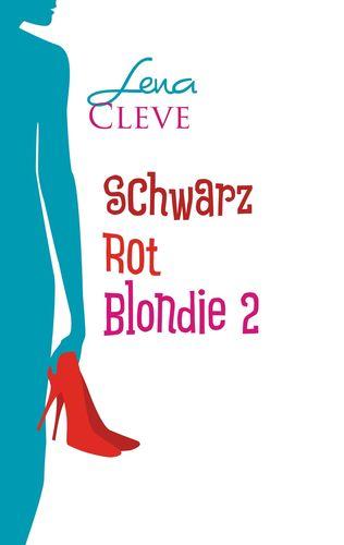 Schwarz Rot Blondie 2