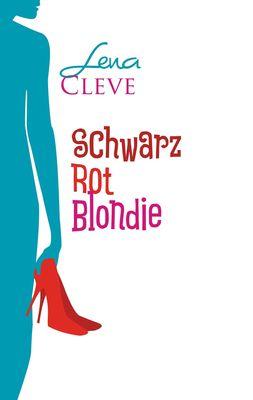 Schwarz Rot Blondie