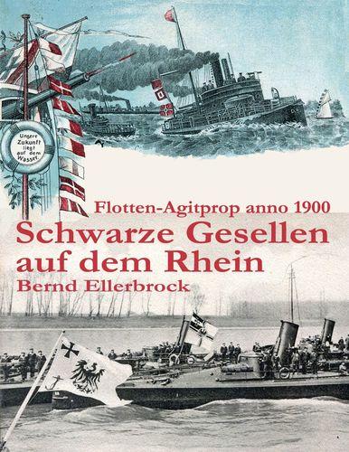 Schwarze Gesellen auf dem Rhein
