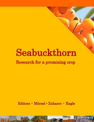 Seabuckthorn. Research for a promising crop