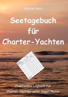 Seetagebuch für Charter-Yachten