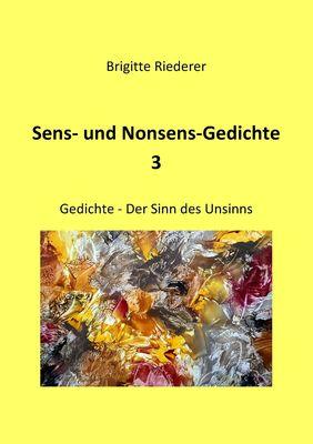 Sens- und Nonsens-Gedichte 3