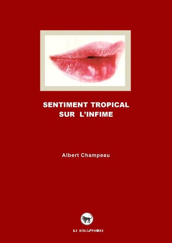 Sentiment tropical sur l'infime
