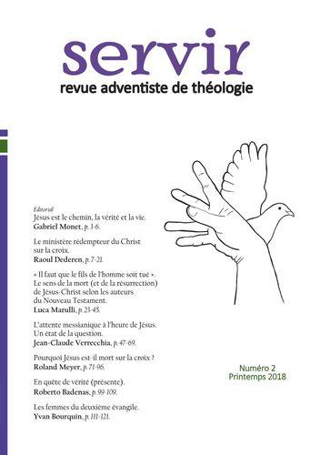 Servir - Revue adventiste de théologie