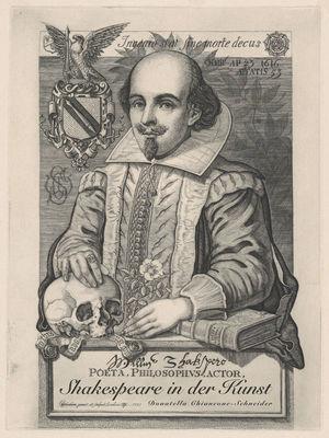 Shakespeare in der Kunst