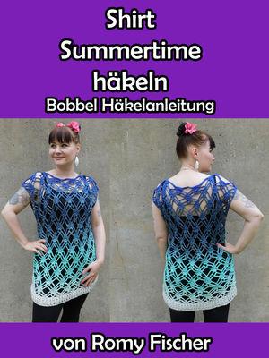 Shirt Summertime häkeln