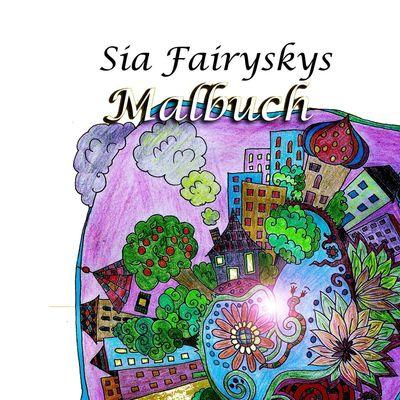 Sia Fairyskys Malbuch