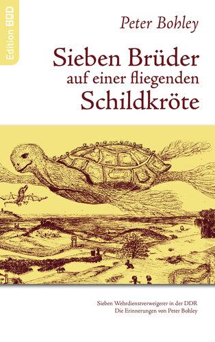 Sieben Brüder auf einer fliegenden Schildkröte
