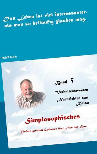 Simplosophisches 5