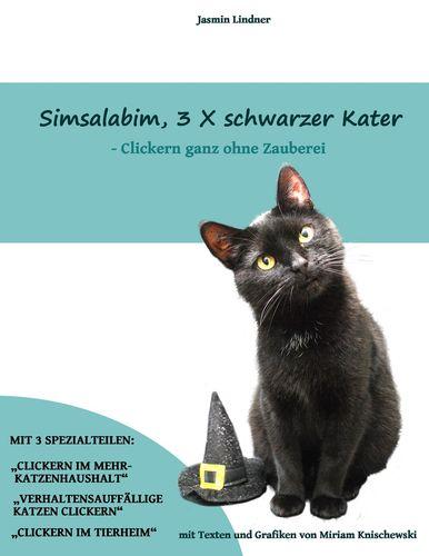 Simsalabim, 3 x schwarzer Kater
