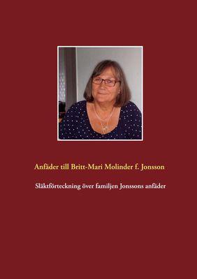 Släktförteckning över familjen Jonssons anfäder