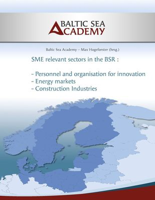 SME relevant sectors in the BSR