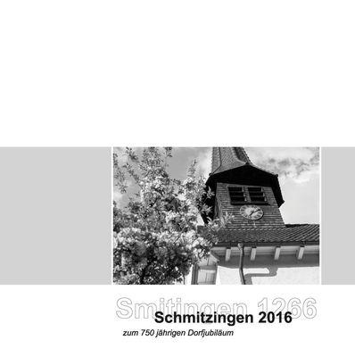 Smitingen 1266 und Schmitzingen 2016