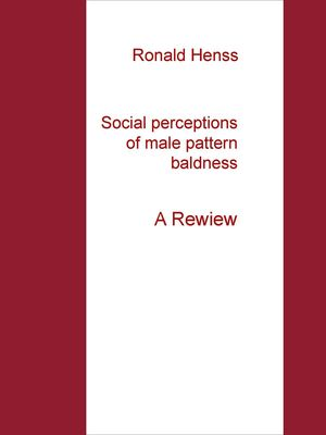 Social perceptions of male pattern baldness