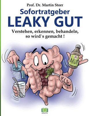 Sofortratgeber Leaky Gut