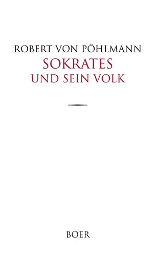Sokrates und sein Volk