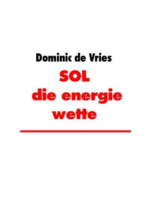 SOL die energie wette
