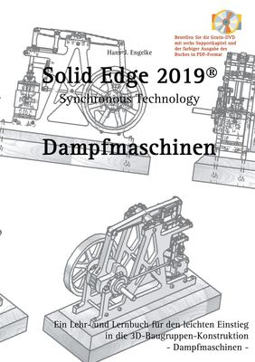 Solid Edge 2019 Dampfmaschinen