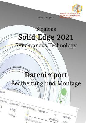 Solid Edge 2021 Datenimport