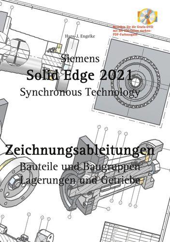Solid Edge 2021 Zeichnungsableitungen
