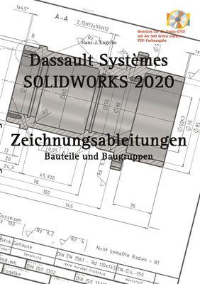 SOLIDWORKS 2020 Zeichnungsableitungen