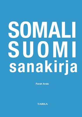 Somali-suomi sanakirja