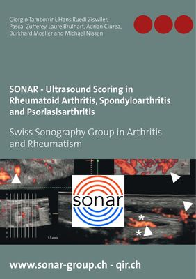 SONAR - Ultrasound Scoring in Rheumatoid Arthritis, Spondyloarthritis and Psoriasisarthritis